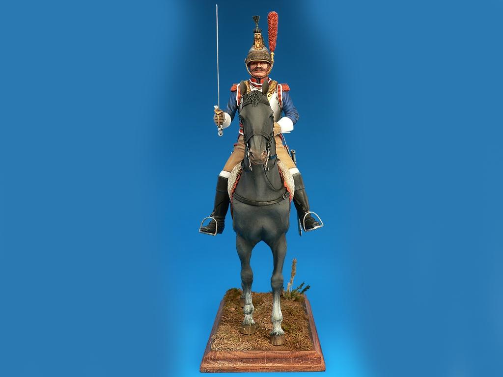 Coracero Frances de las Guerras Napoleon  (Vista 3)