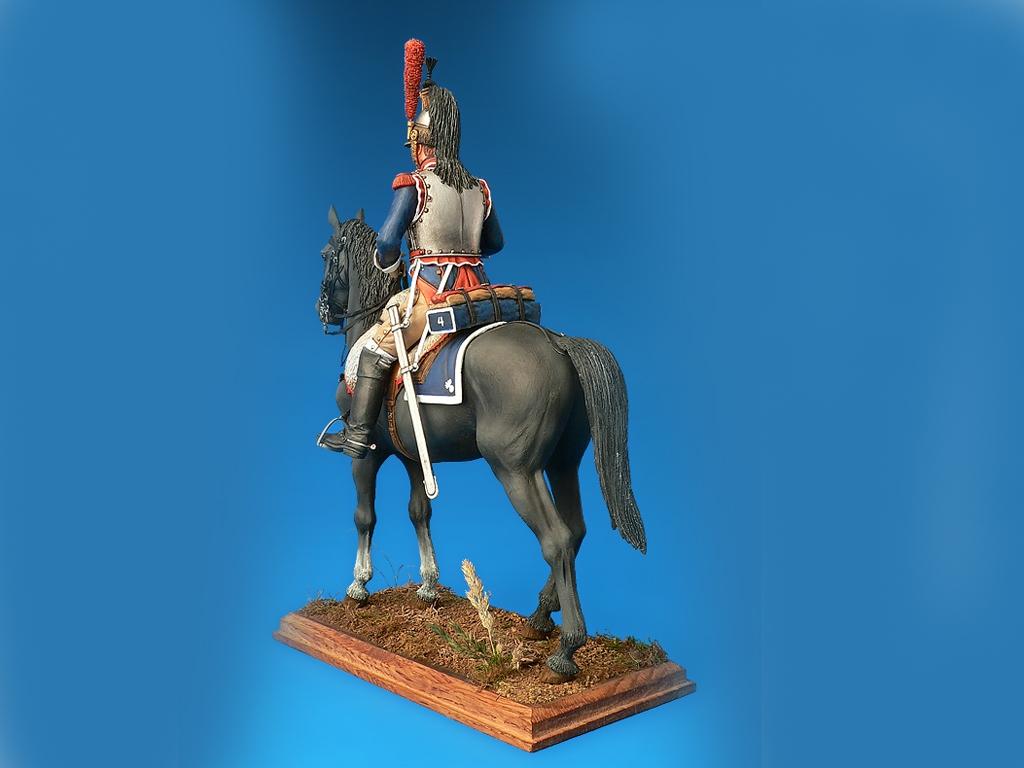 Coracero Frances de las Guerras Napoleon  (Vista 5)