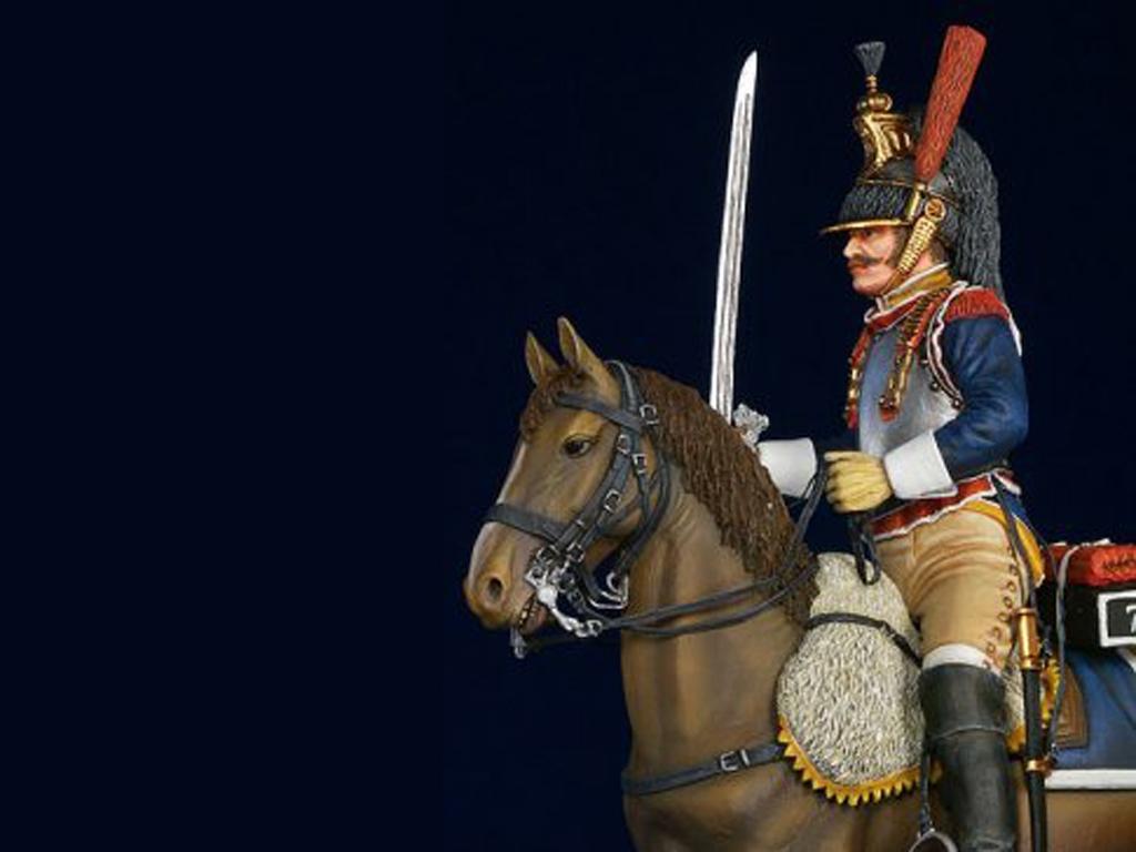 Coracero Frances de las Guerras Napoleon  (Vista 6)