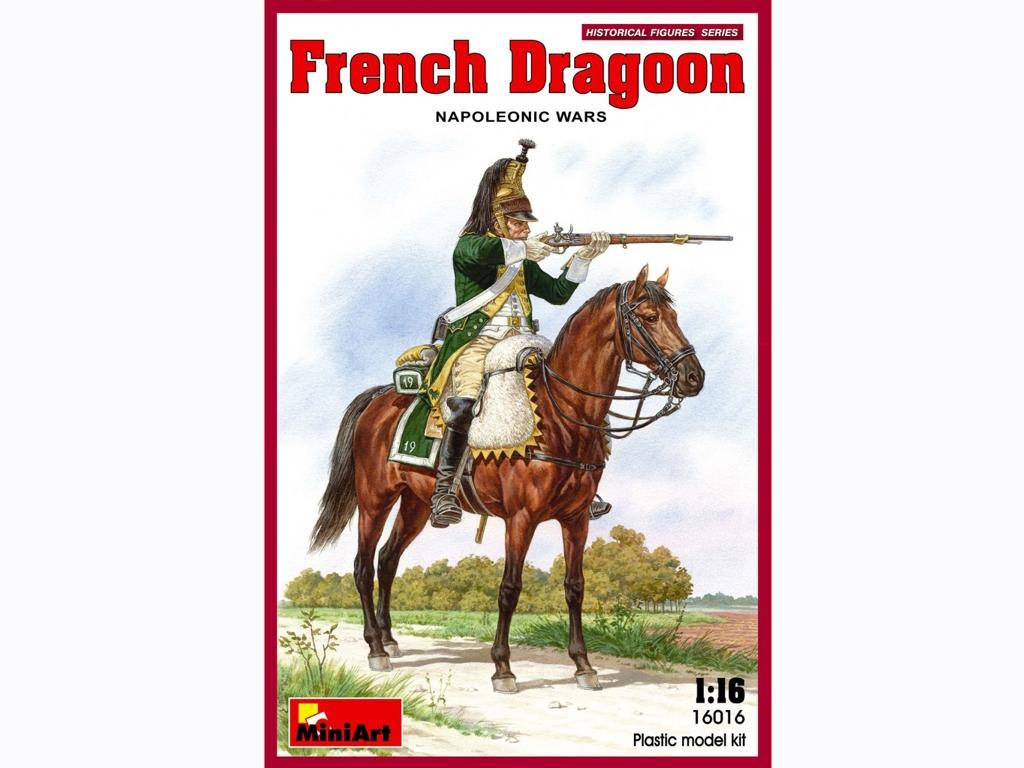 Dragon Frances , Guerras Napoleonicas  (Vista 1)