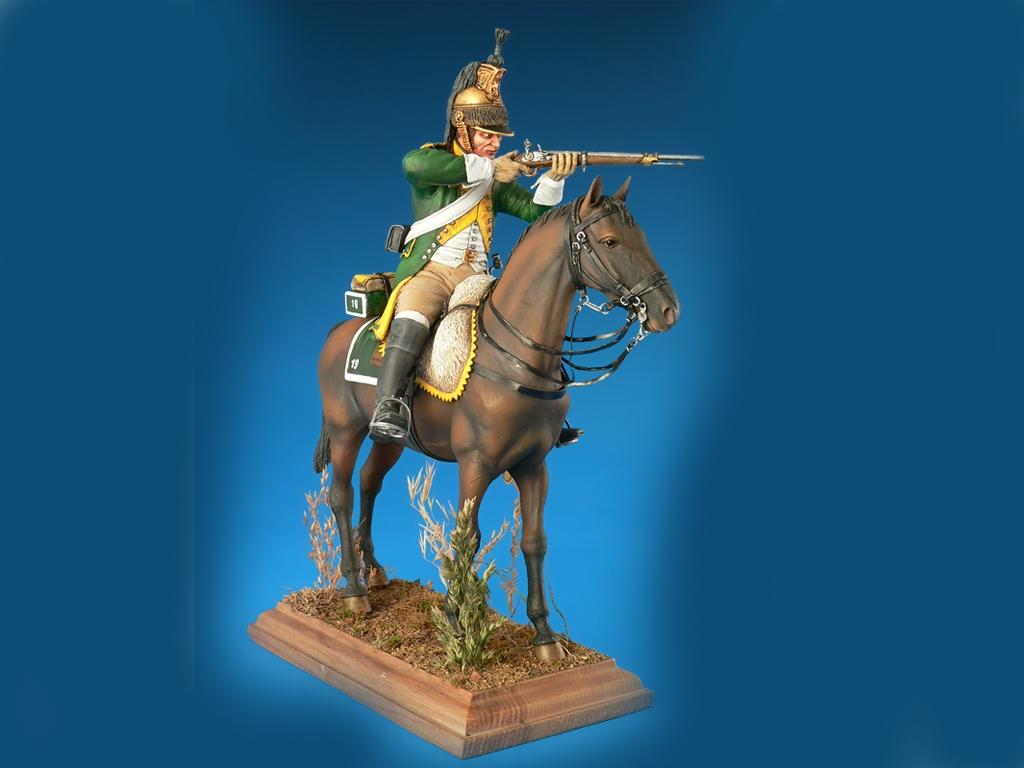 Dragon Frances , Guerras Napoleonicas  (Vista 2)