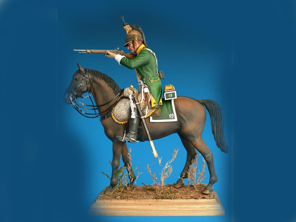 Dragon Frances , Guerras Napoleonicas  (Vista 3)
