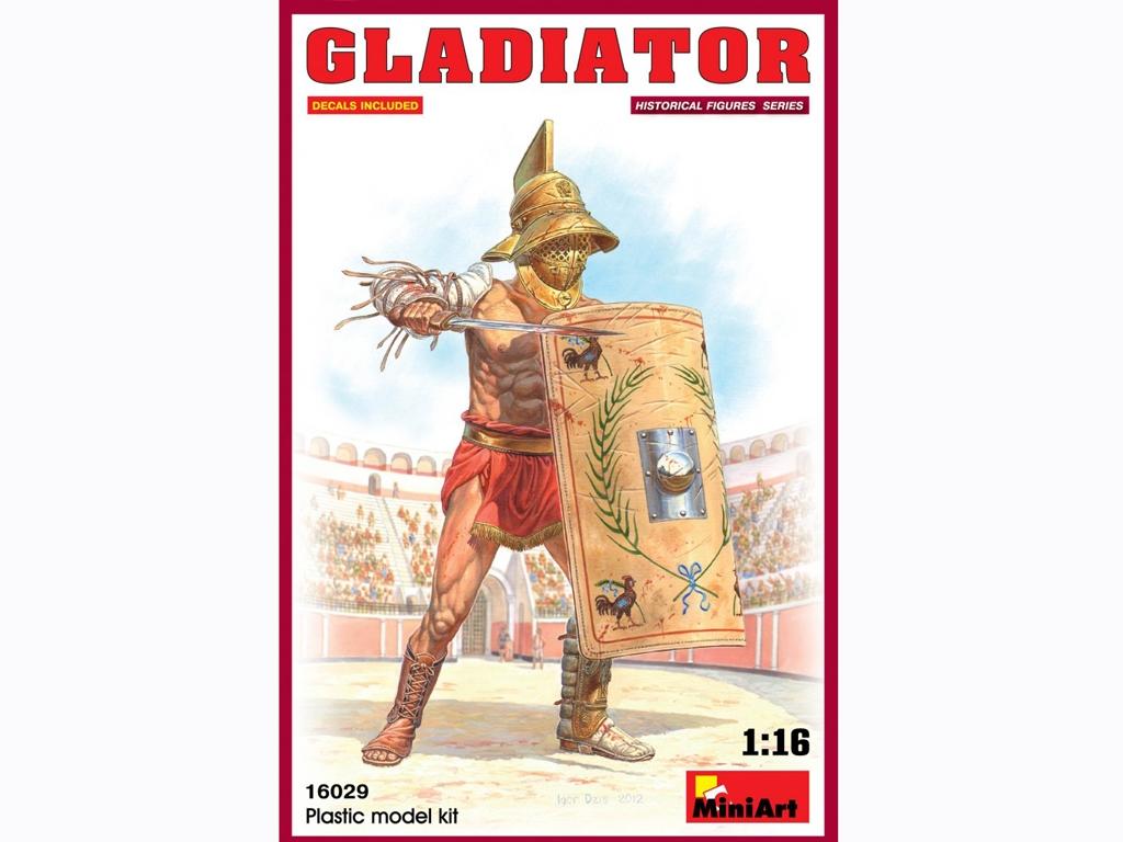 Gladiador  (Vista 1)