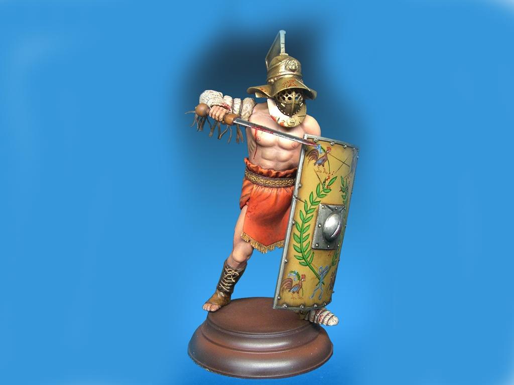 Gladiador  (Vista 2)