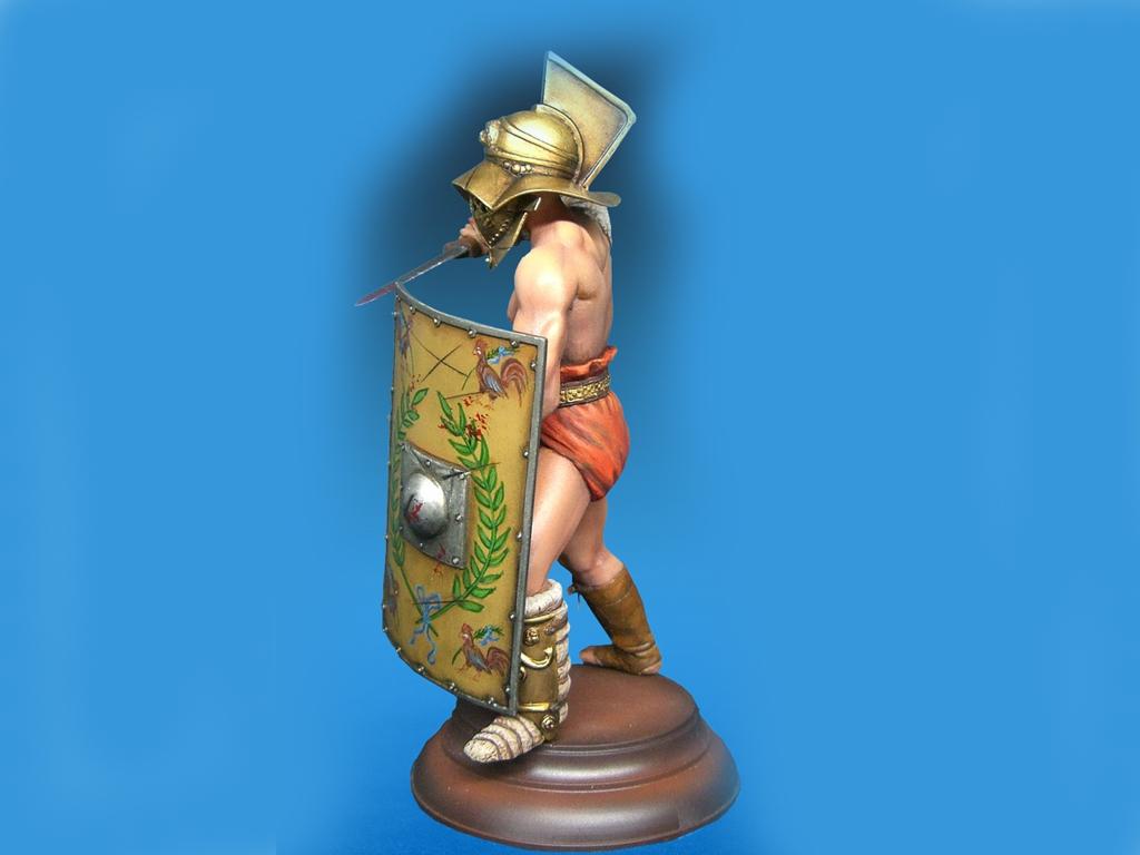 Gladiador  (Vista 3)