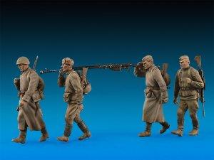 Infanteria Sovietica Marchando  (Vista 1)