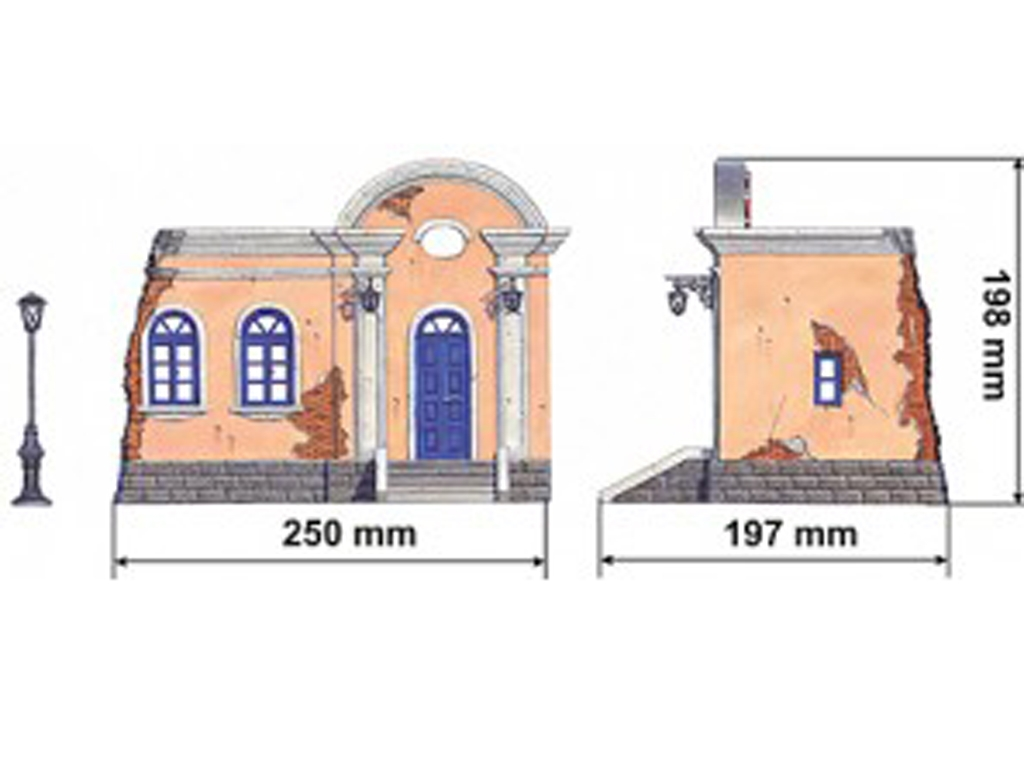Edificio urbano de Ukrania  (Vista 6)