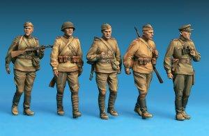 Infanteria Sovietica Verano 1943-1945  (Vista 1)