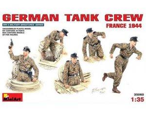 Tanquistas Alemanes Francia 1944  (Vista 1)