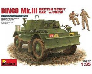 Blindado de reconocimiento británico Din - Ref.: MIAR-35077