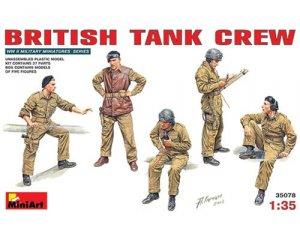 Tanquistas Britanicos  (Vista 1)