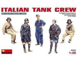 Carristas Italianos WWII  - Ref.: MIAR-35093