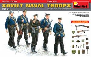 Tropas sovieticas Navales  (Vista 1)