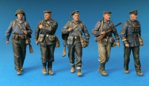 Tropas sovieticas Navales  (Vista 2)