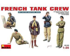 Tanquistas Franceses - Ref.: MIAR-35105