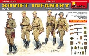 Soviet Infantry. Special Edition - Ref.: MIAR-35108