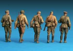 Soviet Infantry. Special Edition  (Vista 3)