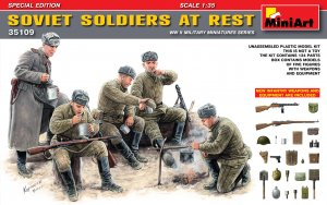 Sovieticos Descansando  (Vista 1)