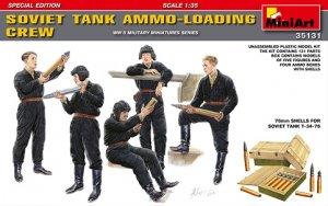 Soviet Tank Ammo Loading crew   (Vista 1)