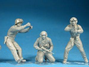 Close Combat.. U.S. Tank Crew  (Vista 4)