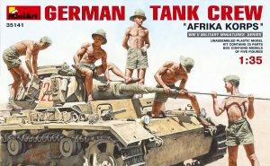 Tanquistas Alemanes Africa Korps - Ref.: MIAR-35141