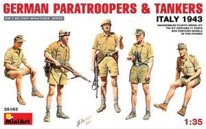 Paracaidistas y carristas Alemanes  (Vista 1)