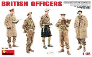Oficiales Britanicos  (Vista 1)