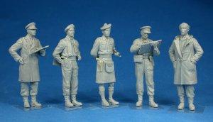 Oficiales Britanicos  (Vista 2)