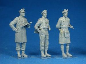 Oficiales Britanicos  (Vista 3)