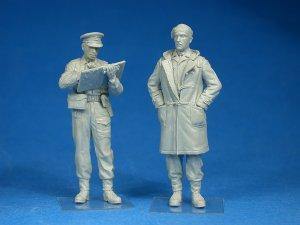 Oficiales Britanicos  (Vista 4)