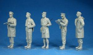 Oficiales Britanicos  (Vista 5)