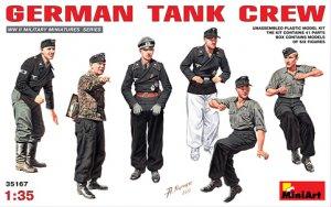 Tanquistas Alemanes - Ref.: MIAR-35167