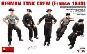 Tanquistas Alemanes Francia 1940  (Vista 1)