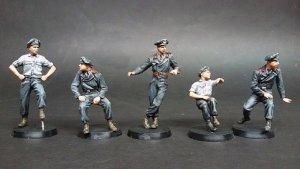 Tanquistas Alemanes Francia 1940  (Vista 2)
