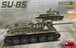 SU-85 Mod. 1944 (Early Production) w/ In