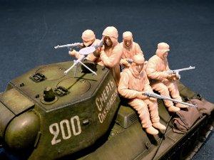 Infanteria Sovietica de Asalto  (Vista 4)