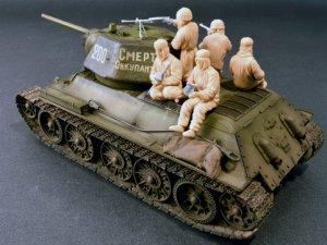 Infanteria Sovietica de Asalto  (Vista 6)