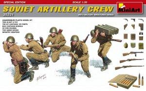 Soviet Artillery Crew Special Edition  (Vista 1)
