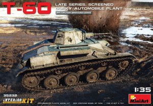 T-60 Late Series, Screened