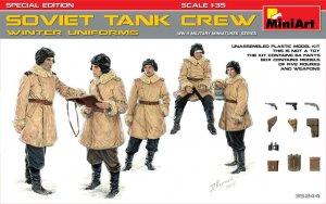 Soviet Tank Crew  (Vista 1)