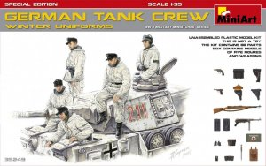 German Tank Crew  (Vista 1)