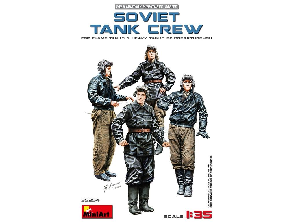 Tanquistas Sovieticos  (Vista 1)