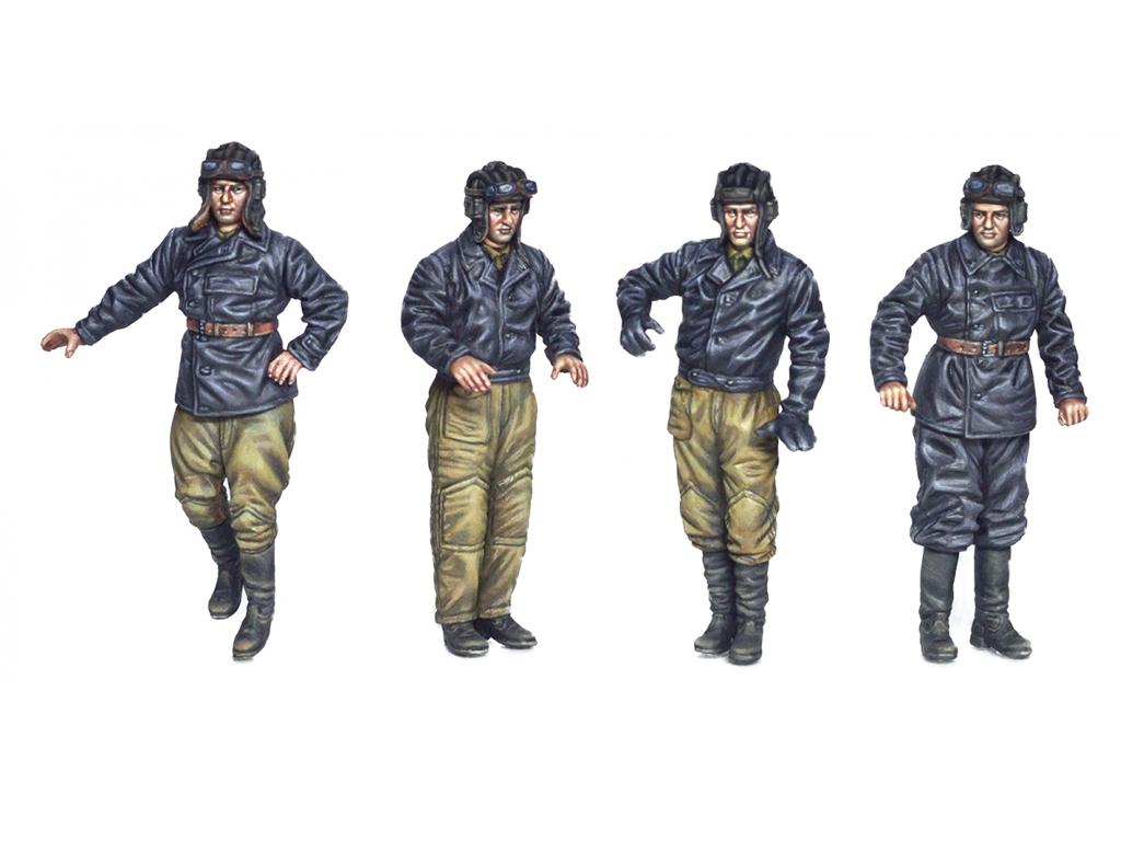 Tanquistas Sovieticos  (Vista 2)