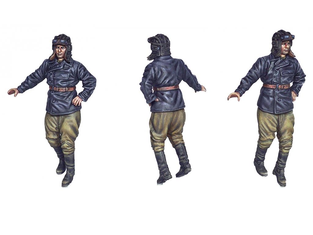 Tanquistas Sovieticos  (Vista 6)
