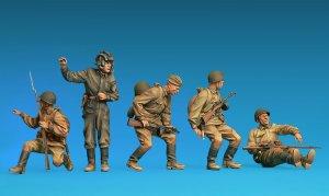 Soldados Sovieticos  (Vista 2)
