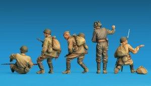 Soldados Sovieticos  (Vista 3)