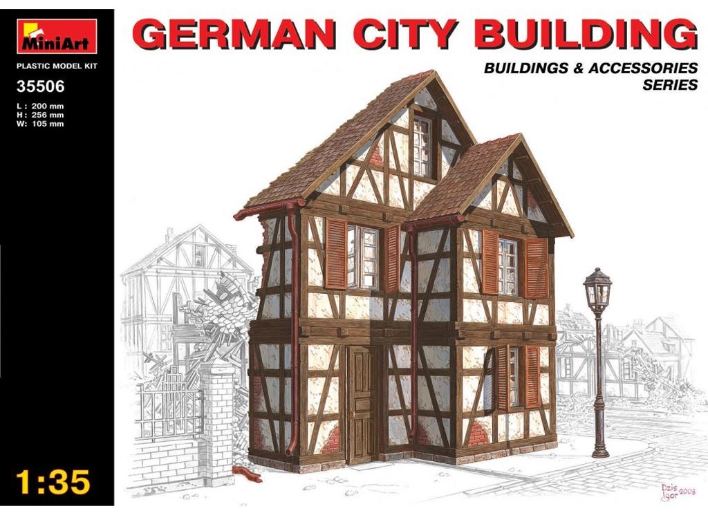 Fachada de casa Alemana - Ref.: MIAR-35506