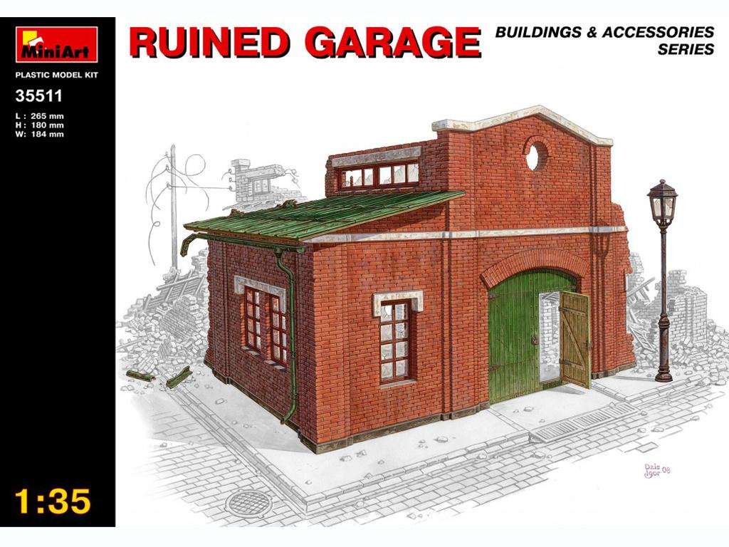 Garaje en ruinas - Ref.: MIAR-35511