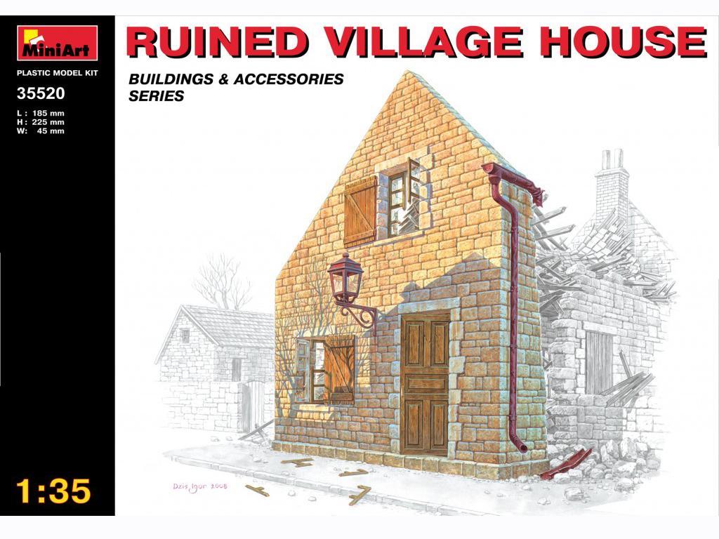 Casa de pueblo en Ruinas - Ref.: MIAR-35520