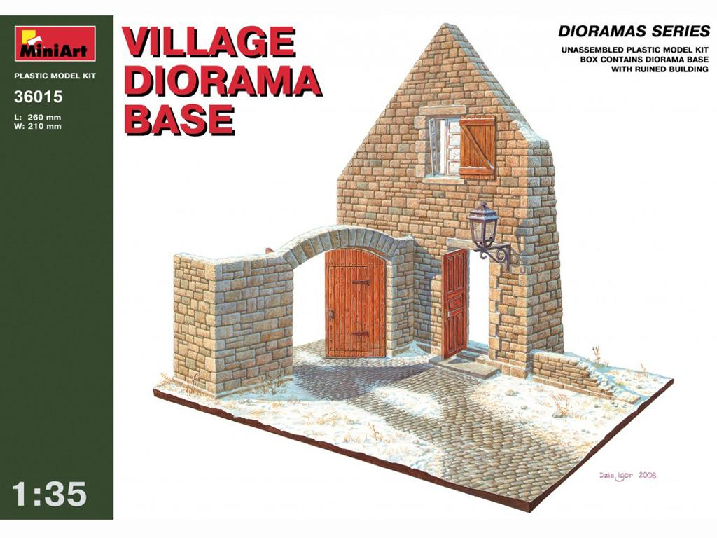 Villa de Campo - Ref.: MIAR-36015